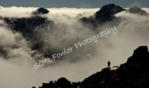 NZ High Alpine view