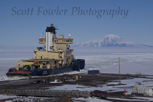 Oden the icebreaker