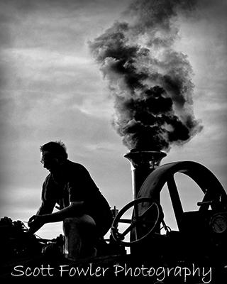 Traction Smoke