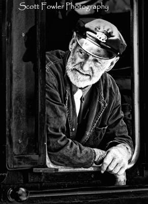 Train driver 3