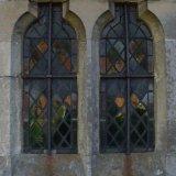 St Peter's Newton on Trent Vestry Window
