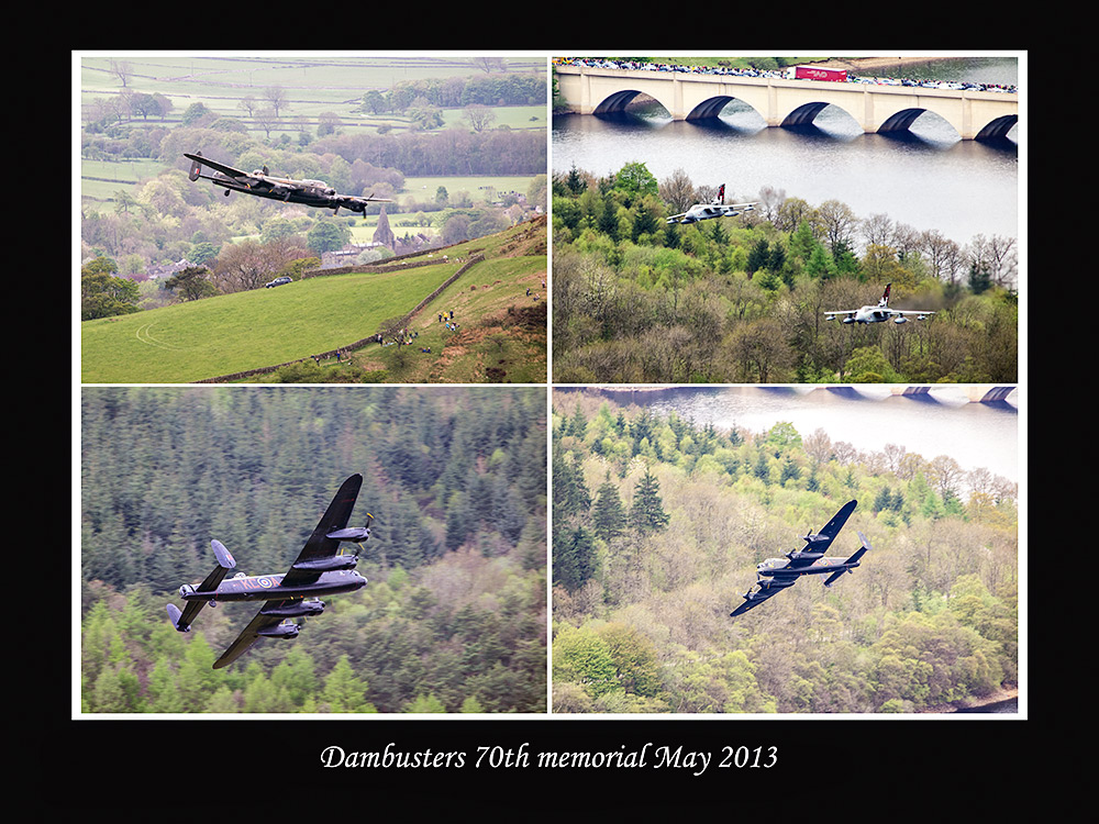 Dambusters 70th memorial