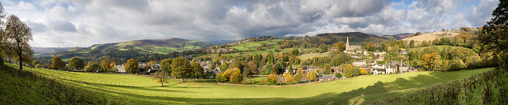 Hathersage in Autumn