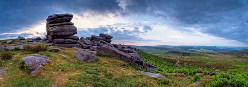 Higger Tor in June