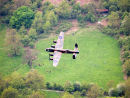 Lancaster Bomber May 2008
