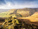 Morning light over the Edale Valley