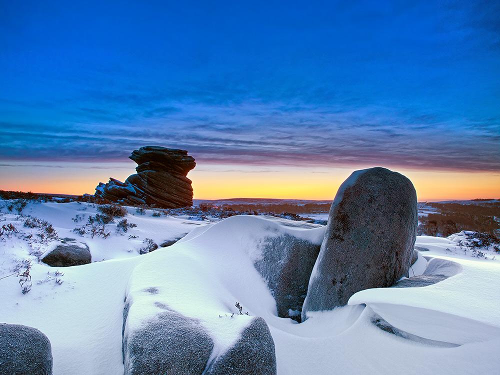 Mother Cap in winter