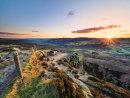 Millstone Edge sunset