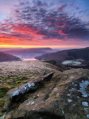 Crook Hill dawn (v)