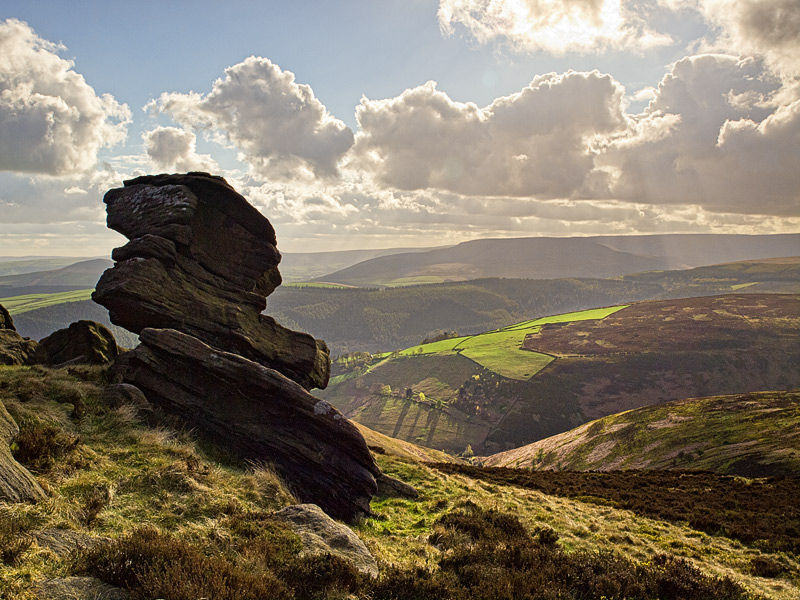 The Dove Stone - Derwent Edge