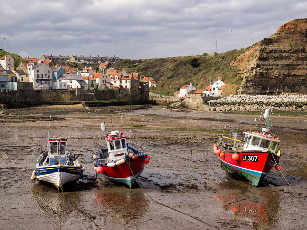 Staithes - North Yorkshire