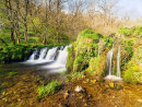 Lathkill Dale Waterfall