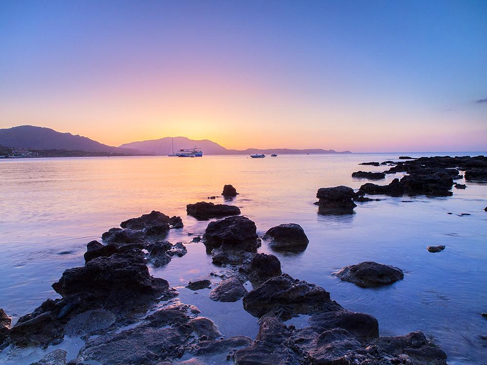 Kiotari sunrise - Rhodes