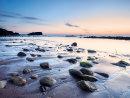 Dawn over Saltwick Bay