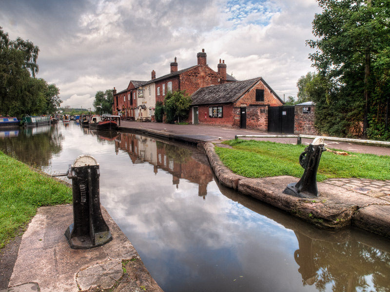 The Swan at Fradley