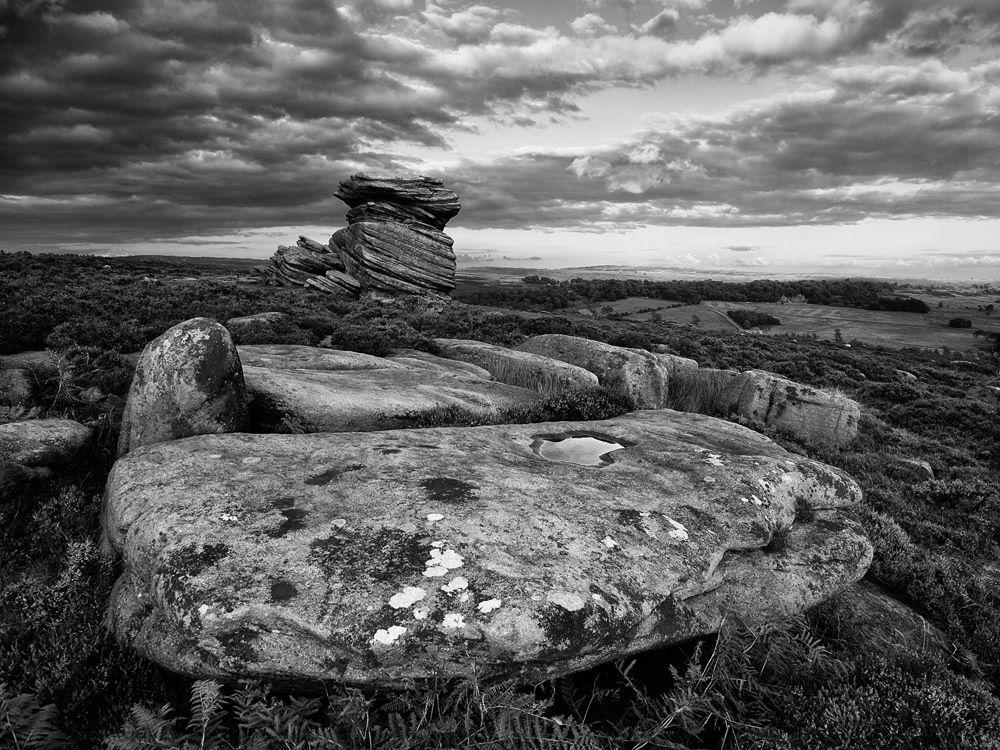 Mother Cap on Owler Moor