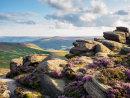 White Tor on Derwent Edge