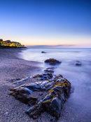 Pre-sunrise on the Costa del Sol