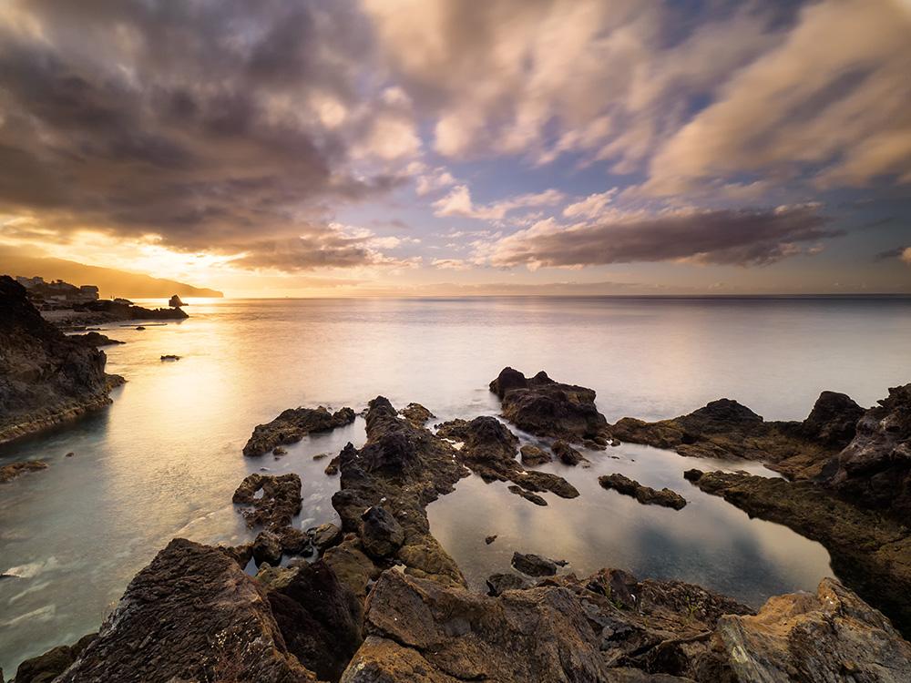 Sunrise in Funchal