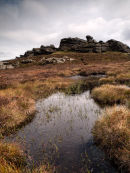 Back Tor in autumn
