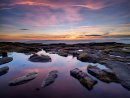 Stanage reflection