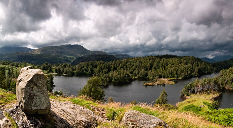 Tarn Hows - Cumbria