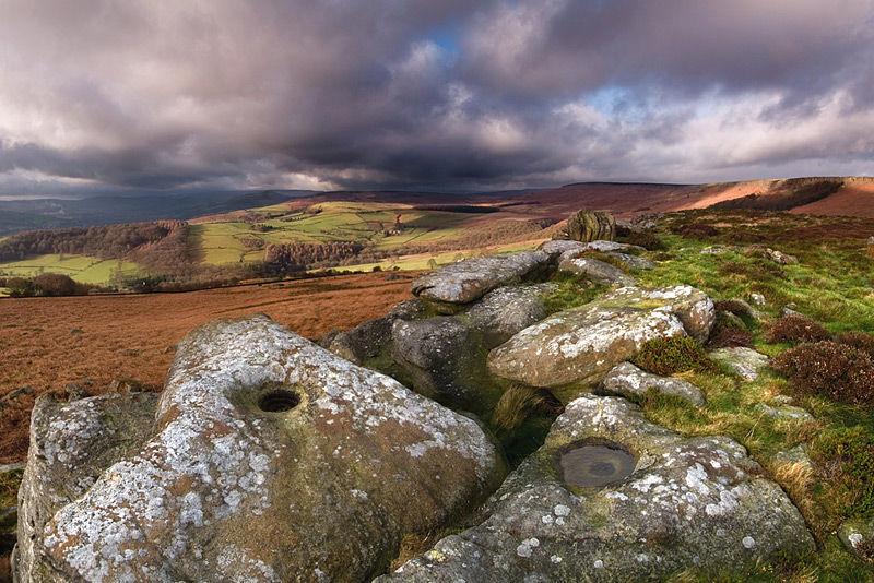 Carhead Rocks Derbyshire