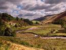 Sheepfold at Fairbrook Derbyshire
