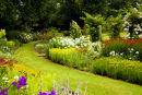 West Lodge Garden Aylsham Norfolk