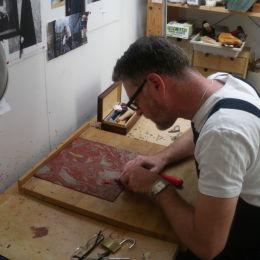 In the Print Studio