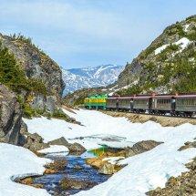3013-White Pass Scenic Railway