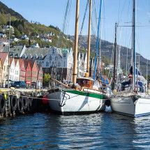 5014-Bergen harbour