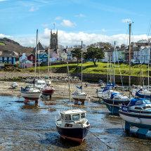 6010-Aberaeron harbour