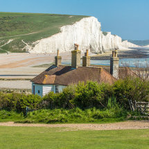 7015-Cuckmere coastguard cottages