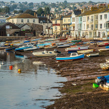 7020-Teignmouth river beach