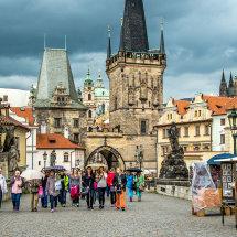 8025-Prague Charles Bridge