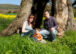 South Wales Family portraiture