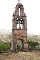 Belfry of the Church of Saint Lakovo of Persi