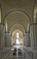Tombs at Fontevraud Abbey