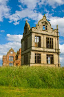 Moreton Corbett Castle #1