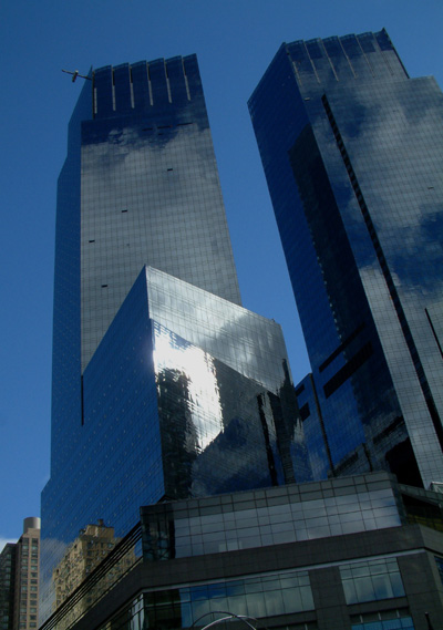 Mandarin Hotel NYC