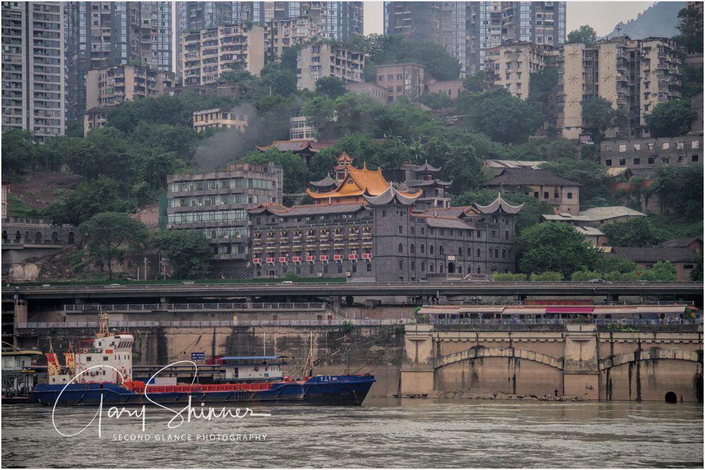 Ancient v industrial Chongqing
