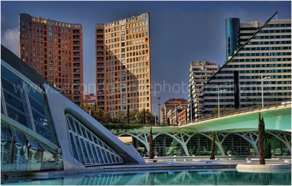 Bridge to The Metropolis