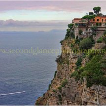 Cliff top retreat - Amalfi Coast