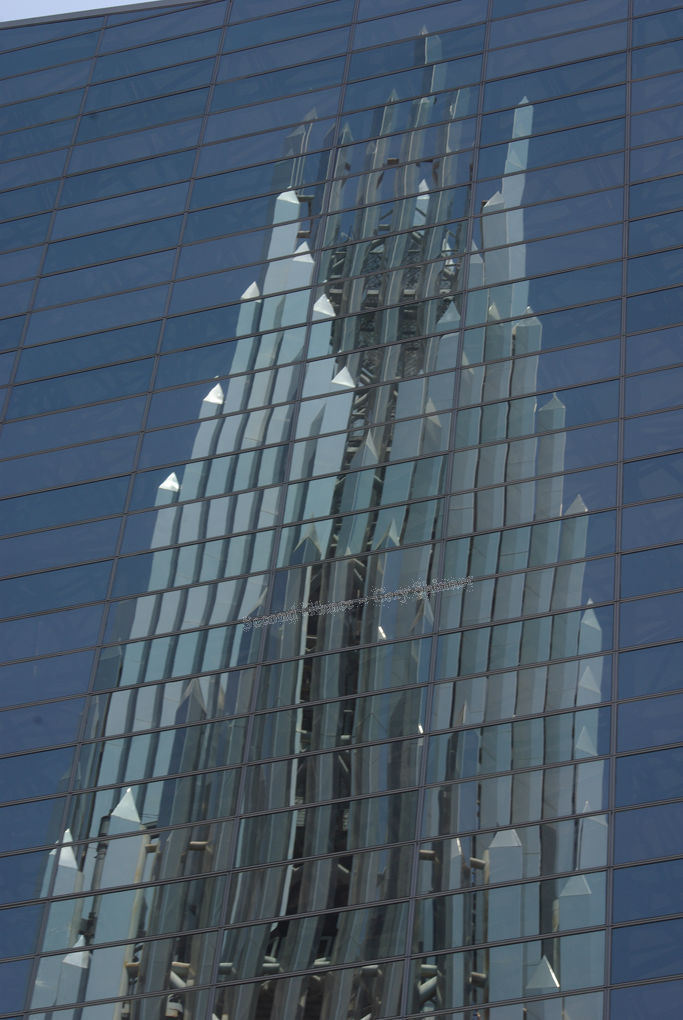 Crystal Cathedral Reflection