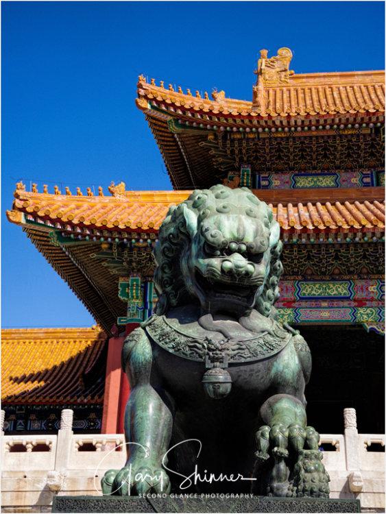 Forbidden City Griffin