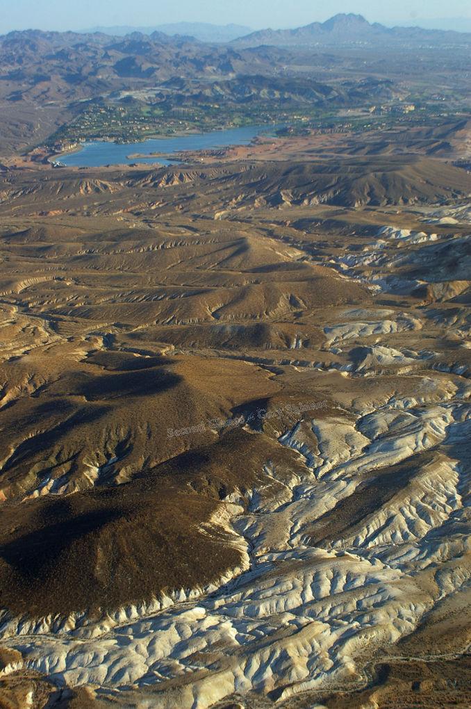 Frenchman's mountain – Nevada