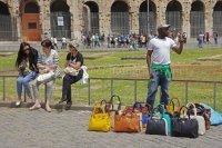 No time for handbags