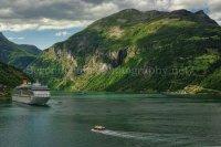 Geirangerfjord - Cruising