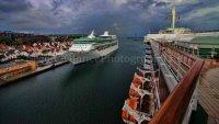 Stavanger Port Storm